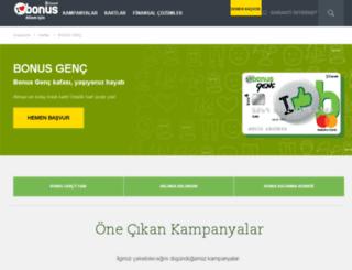 extragenc.com.tr screenshot