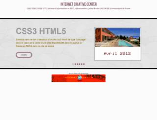 extralarge.org screenshot