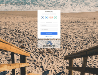 extranet.avomark.fr screenshot