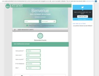 extranet.fnsea.fr screenshot