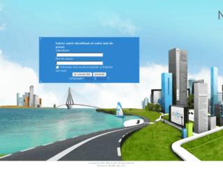 extranet.novediagroup.com screenshot