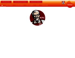 extranet.prb.com.mx screenshot