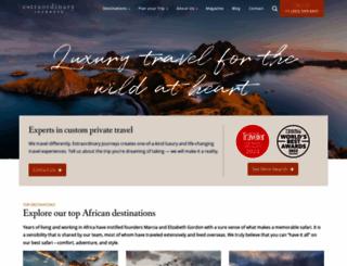 extraordinaryjourneys.com screenshot