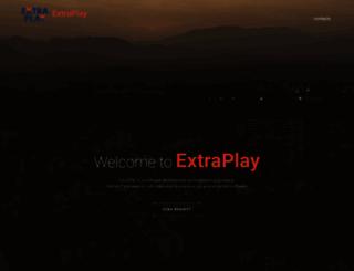 extraplay.es screenshot