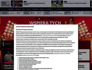 extratime.tvp.pl screenshot