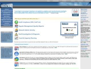 extraxi.com screenshot