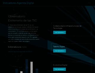 extremaduradigital.org screenshot