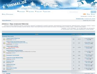 extremal.uz screenshot