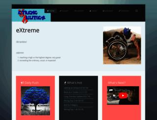 extremeabilities.com screenshot