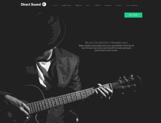 extremeheadphones.com screenshot