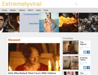 extremelyviral.net screenshot