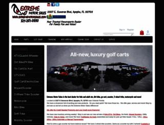 extrememotorsales.com screenshot