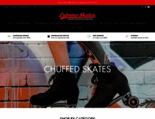 extremes.com.au screenshot