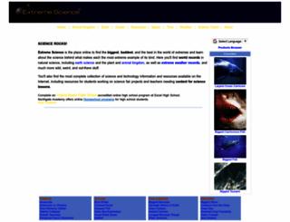 extremescience.com screenshot