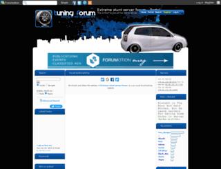 extremestunt.forumur.net screenshot
