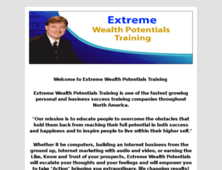 extremewealthpotentials.com screenshot