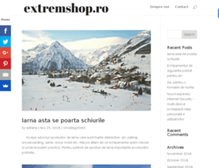 extremshop.ro screenshot