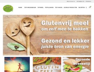 exundis.nl screenshot