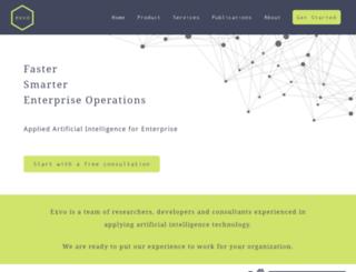 exvo.com screenshot