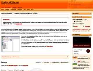 exxile.de screenshot
