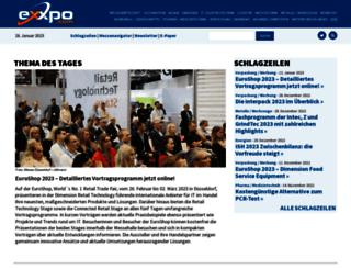 exxpo.com screenshot