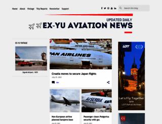exyuaviation.com screenshot