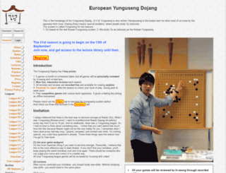 eyd.yunguseng.com screenshot