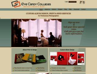 eyecandycollages.com screenshot