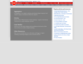 eyeconomy.co.uk screenshot
