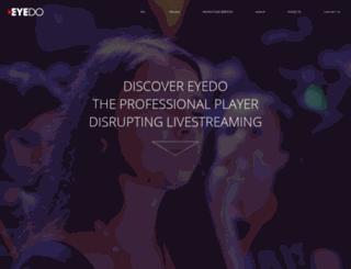 eyedo.com screenshot