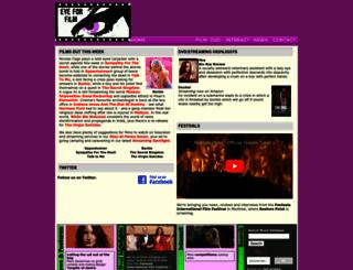 eyeforfilm.co.uk screenshot