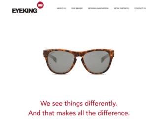 eyeking.com screenshot