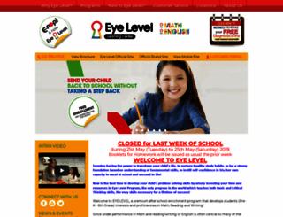 eyelevelaustin.liveeditaurora.com screenshot