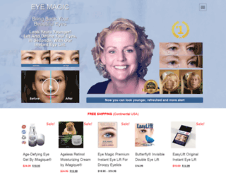 eyemagic.net screenshot