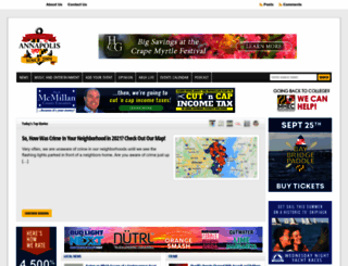 eyeonannapolis.net screenshot
