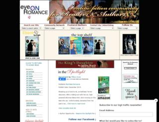 eyeonromance.com screenshot