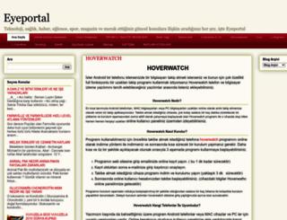 eyeportal.blogspot.com.tr screenshot