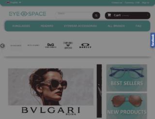 eyespace.com.ly screenshot