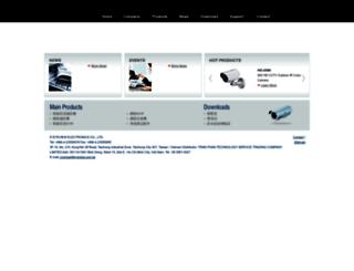 eyeview.com.tw screenshot