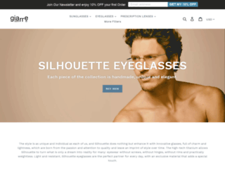 eyewearcentre.com screenshot