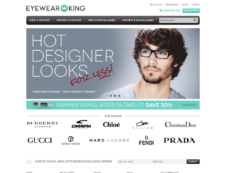 eyewearking.com screenshot