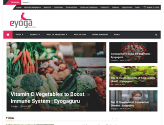 eyogaguru.com screenshot