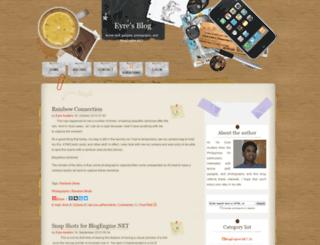 eyreaustero.com screenshot