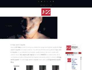 ez-lites.co.uk screenshot