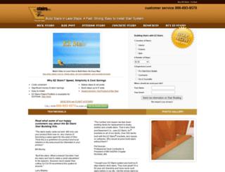 ez-stairs.com screenshot