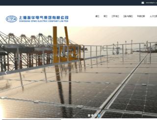 ez.zpmc.com screenshot