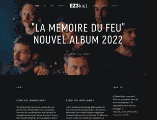 ez3kiel.com screenshot