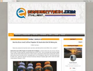 ezadskytech.com screenshot
