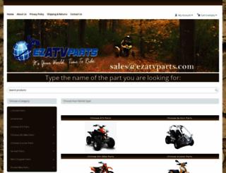 ezatvparts.com screenshot