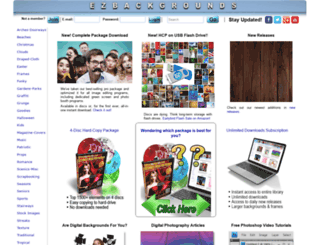ezbackgrounds.com screenshot